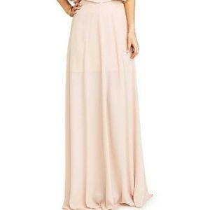Show Me Your Mumu 'Princess Ariel' Maxi Skirt